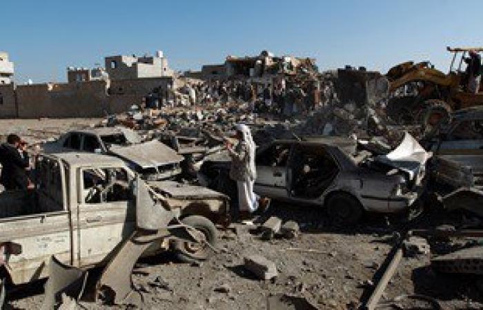 الصراع فى اليمن يؤخر سفن شحن المواد الغذائية