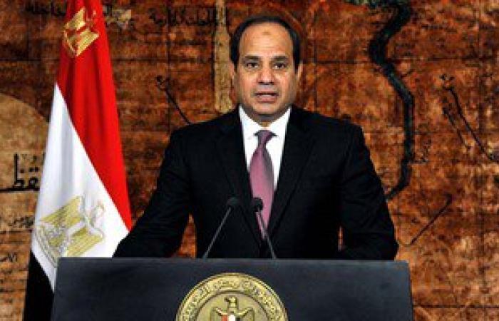فتح الصالة الرئاسية بمطار القاهرة استعدادا لسفر السيسى إلى روسيا