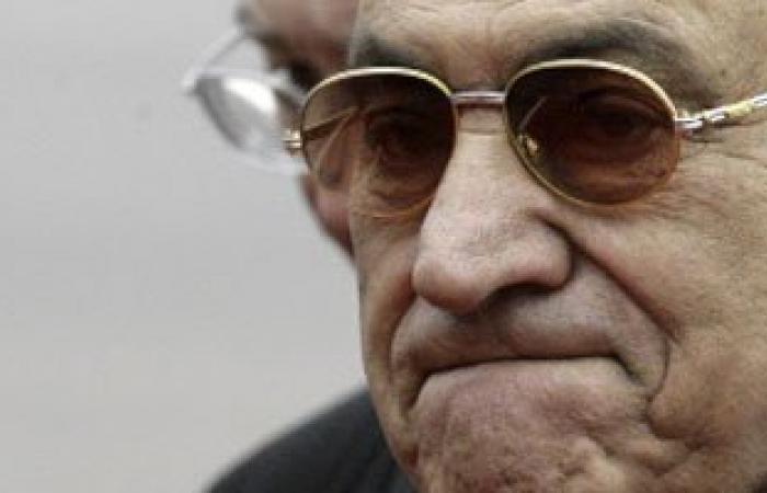 """الحكم على مبارك ونجليه فى قضية """"القصور الرئاسية"""".. اليوم"""