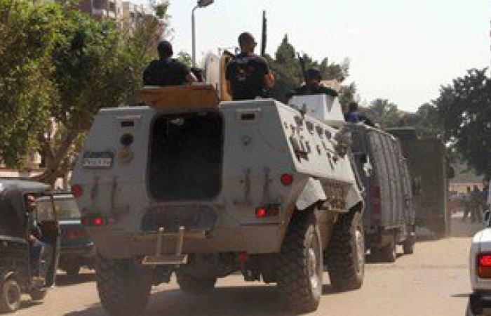 استشهاد ضابط ورقيب شرطة برصاص إرهابيين فى العريش