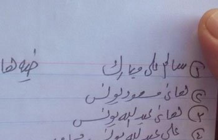 بالصور والأسماء.. وفاة طالب وارتفاع المصابين لـ15 تلميذا فى حادث مطروح