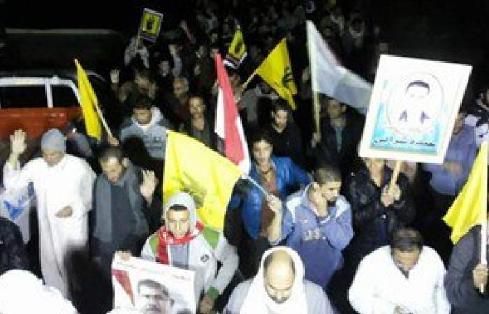 مسيرة إخوانية بشارع الهرم وترديد هتافات ضد قرار حصر أموال أبو تريكة