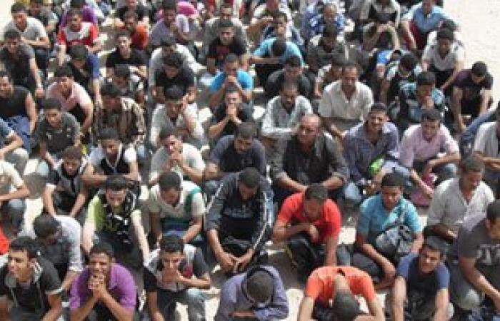 الجيش الألمانى ينقذ 419 مهاجرًا غير شرعى فى البحر المتوسط قبال ليبيا