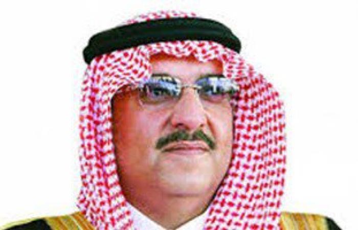 ولى العهد السعودى يبحث مع وزير داخلية الأردن الاهتمامات المشتركة