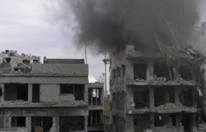 ناشطون سوريون: إسقاط طائرة استطلاع للجيش السورى فى ريف إدلب