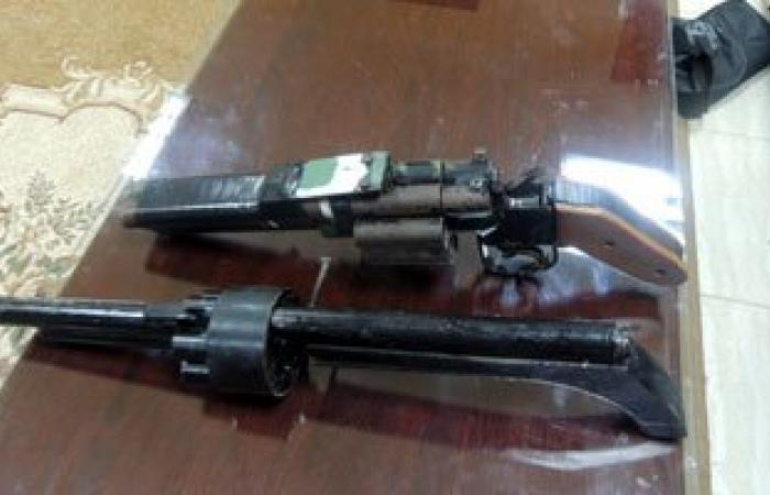 ضبط 3 أسلحة و833 مخالفة مرورية و400 لتر سولار فى حملة أمنية ببنى سويف