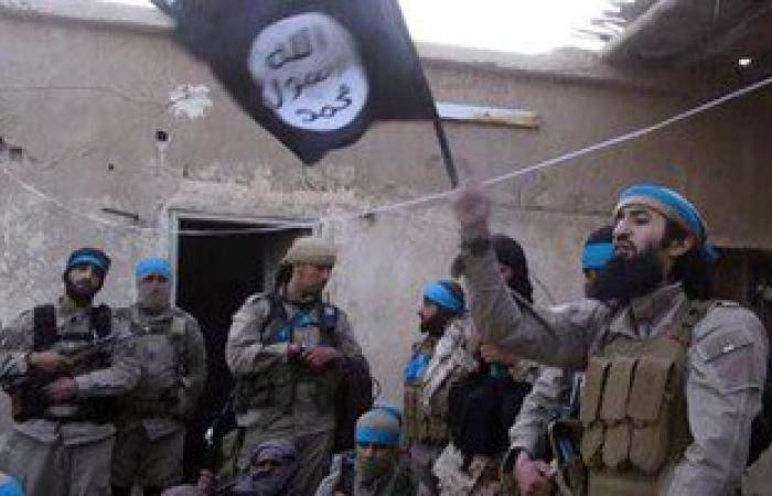 """مقتل قيادى بتنظيم داعش خلال اشتباكات مع النظام السورى بمنطقة """"السخنة"""""""