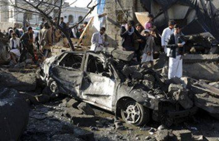 مقتل 9 يمنيين فى قصف جوى سعودى على صعدة