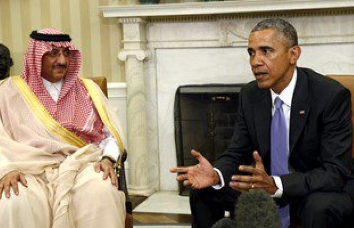 """""""الفرنسية"""": الرئيس الأمريكى يخطئ فى اسم مؤسس المملكة السعودية"""
