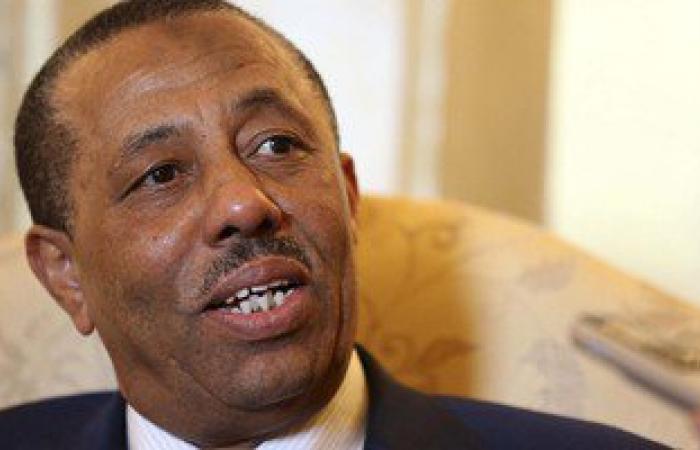 رئيس الحكومة الليبية المؤقتة يلتقى مع مشايخ قبيلة الطوارق