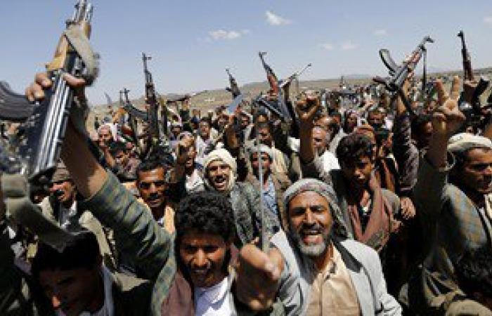 مقتل القائد الميدانى لميليشيات الحوثى أبو على الحاكم متأثرًا بإصابته