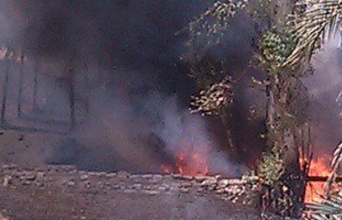 السيطرة على حريقين منفصلين دون وقوع خسائر بالأرواح فى طهطا بسوهاج