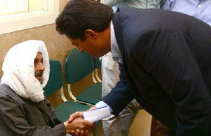 محافظ الإسكندرية يشارك فى القافلة الطبية الثانية بأبيس 2