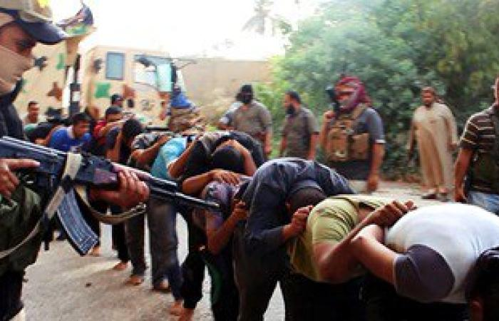 """تنظيم """"داعش"""" يعدم 23 مدنيا بينهم تسعة أطفال فى قرية شمال تدمر"""