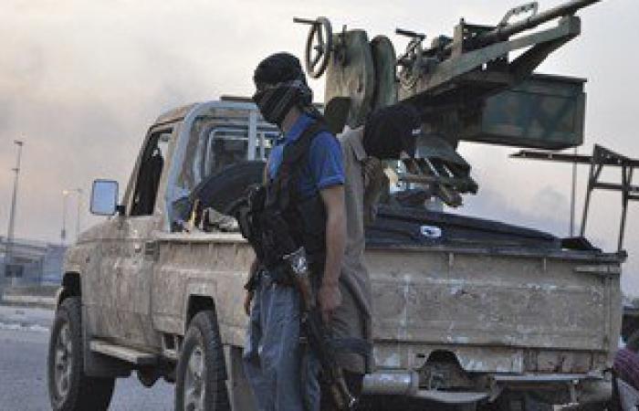 تنظيم داعش يسيطر على الجزء الشمالى من مدينة تدمر الاثرية بسوريا
