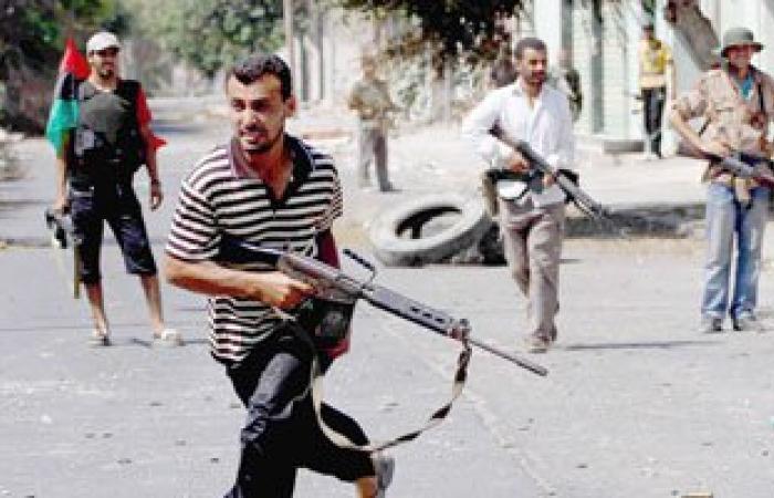 ارتفاع عدد ضحايا حادث حى السلام بمدينة ببنغازى إلى 10 قتلى