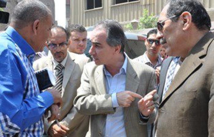 محافظ الجيزة يتفقد اليوم أعمال تطوير شارع فيصل