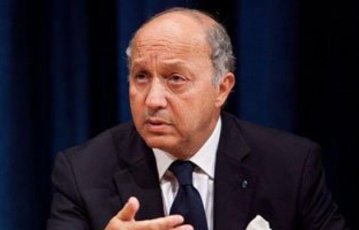وزير خارجية فرنسا: هناك حاجة لحل سياسى لحقن الدماء فى سوريا