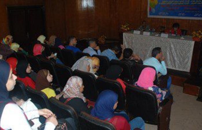 الشباب والرياضة بسوهاج تنظم لقاءات توعية دينية للشباب اليوم
