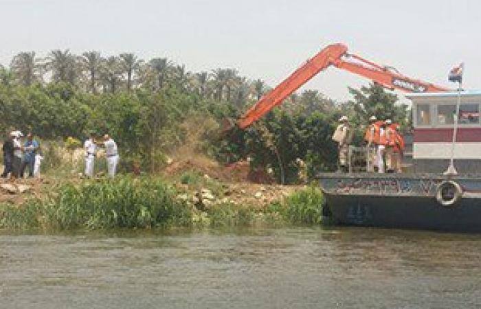 """""""المسطحات المائية"""" تضبط 454 قضية متنوعة وتزيل 83 حالة تعدٍ على  النيل"""