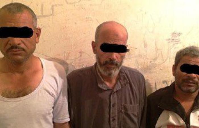 حبس 3 أشخاص بتهمة التنقيب عن الآثار فى التل الكبير بالإسماعيلية