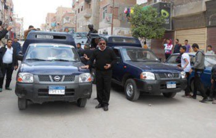 السائق ضبط المدام وعشيقها يمارسان الرذيلة فى نهار رمضان