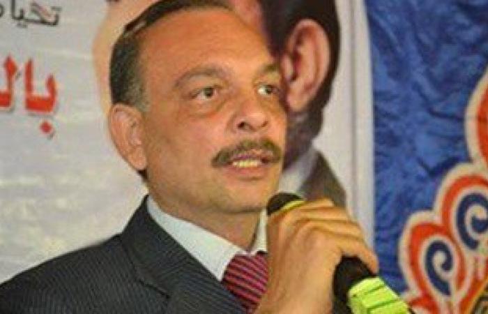 تشييع جنازة أحمد جبيلى رئيس حزب الشعب الديمقراطى لمثواه الأخير بالفيوم اليوم