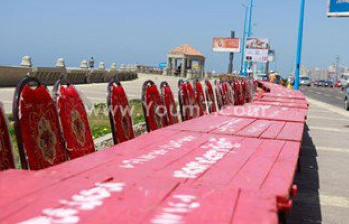 رئيس إدارة السياحة والمصايف : طول مائدة إفطار الإسكندرية 6 كيلو متر