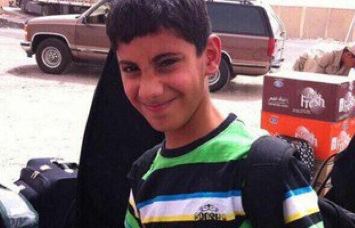 رواد تويتر يتداولون صورة طفل قُتل فى التفجير الإرهابى بالكويت