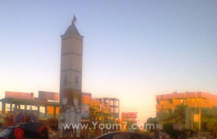 بالصور.. فرحة الإفطار بمساجد الخارجة وتطوع الشباب لإطعام المارة فى الشوارع
