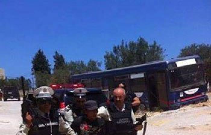 """الشرطة التونسية تضبط أحد منفذى حادث """"سوسة"""" بعد تبادل إطلاق النيران"""