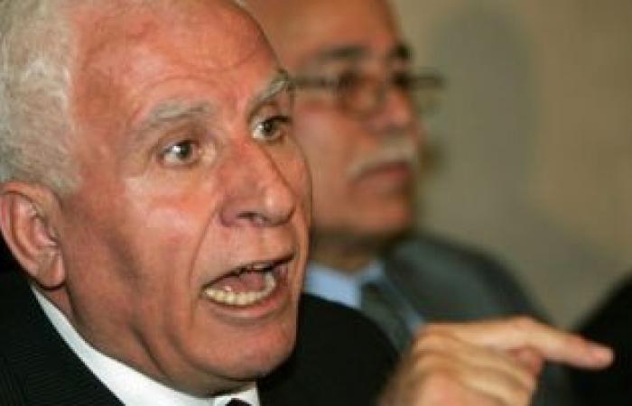 عزام الأحمد يزور القاهرة للقاء قيادات مصرية لبحث مستقبل المصالحة الفلسطينية