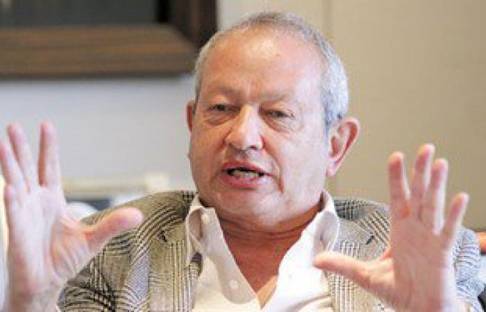 """نجيب ساويرس: استشعرت الصدق والإصرار فى كلام السيسى بمأدبة """"تحيا مصر"""""""
