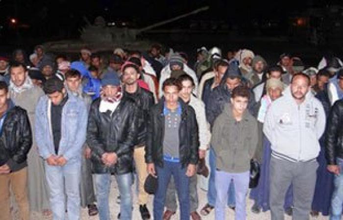 إحباط هجرة 31 شخصا إلى إيطاليا عبر الإسكندرية بطريقة غير شرعية