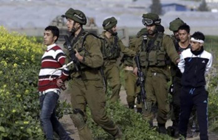 القوات الإسرائيلية تشن حملة اعتقالات فى القدس