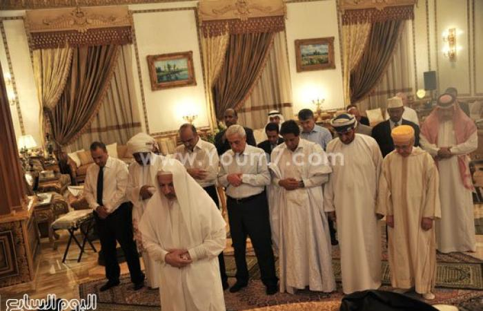 السفير قطان يقيم حفل إفطار للسفراء العرب المعتمدين فى مصر