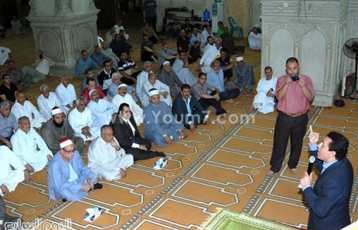 """""""أوقاف"""" الشرقية تحتفل بذكرى العاشر من رمضان بحضور قيادات المحافظة"""