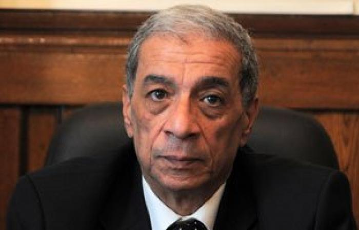 النيابة العامة تنعى المستشار هشام بركات النائب العام