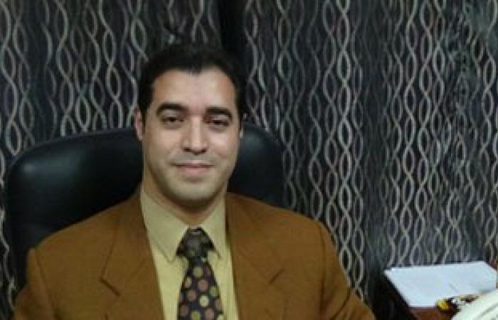 المحامى العام لنيابات البحيرة ينعى المستشار هشام بركات شهيد الواجب