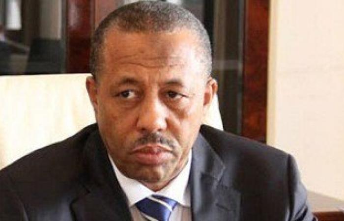 حكومة ليبيا المؤقتة تدين مقتل النائب العام وتجدد عزمها الوقوف بجانب مصر
