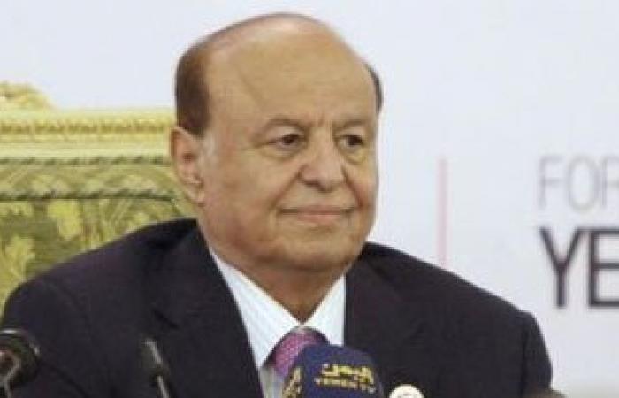 الرئيس اليمنى فى اتصال هاتفى بالسيسى: ندعم إجراءات مصر لردع الإرهاب