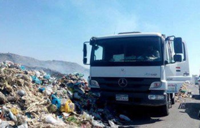 """حملة """"نظافتها مسئوليتنا"""" بالإسكندرية تجمع القمامة من المنازل"""