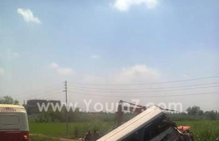 شباب الشرقية ينظمون وقفة للمطالبة بازدواج طريق الموت بالحسينية