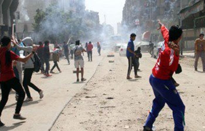 """إصابات بين أهالى المطرية بعد إطلاق """"الإخوان"""" الخرطوش عليهم"""