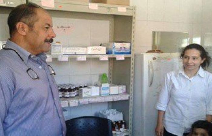 رئيس مدينة برج العرب: تنظيم قوافل طبية لسد العجز بقرى البنجر