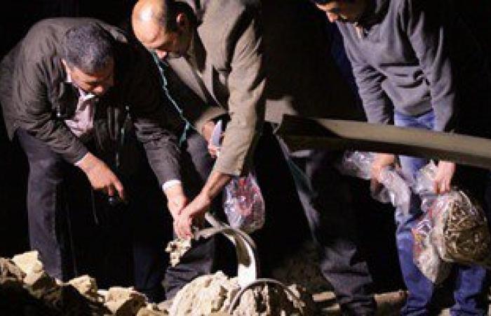إبطال مفعول قنبلة شديدة الانفجار بجوار أحد البنوك بمدينة بنها بالقليوبية