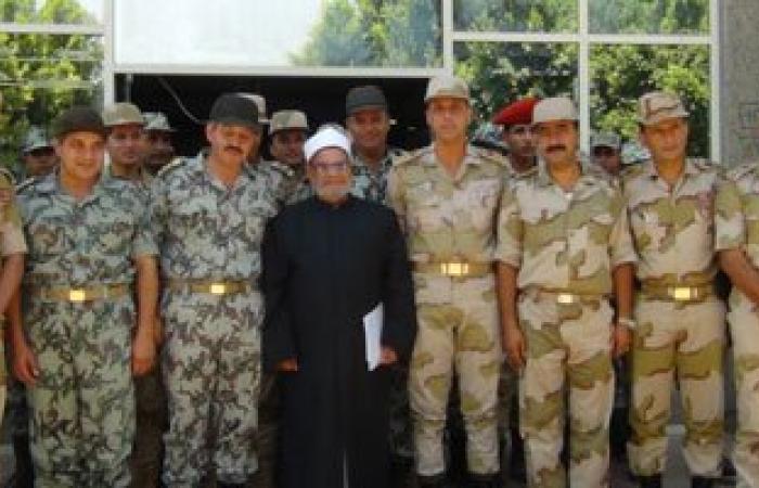 """أحمد كريمة ردا على منتقديه: نعم السيسى """"سيف الله المسلول"""" فى مصر"""