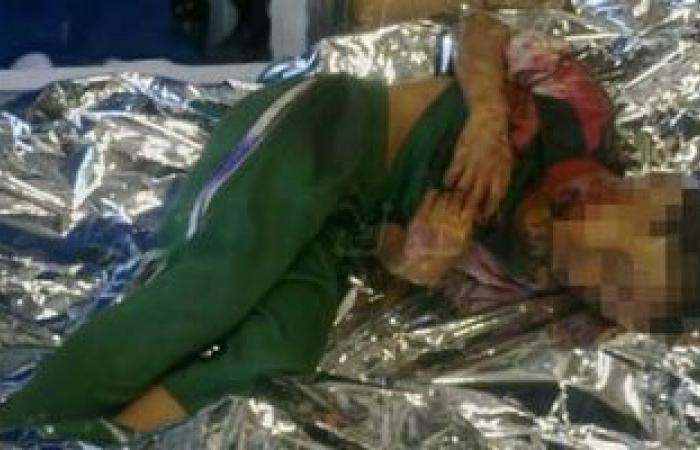 العثور على جثة طفلة مدفونة تحت عقار بالمنوفية