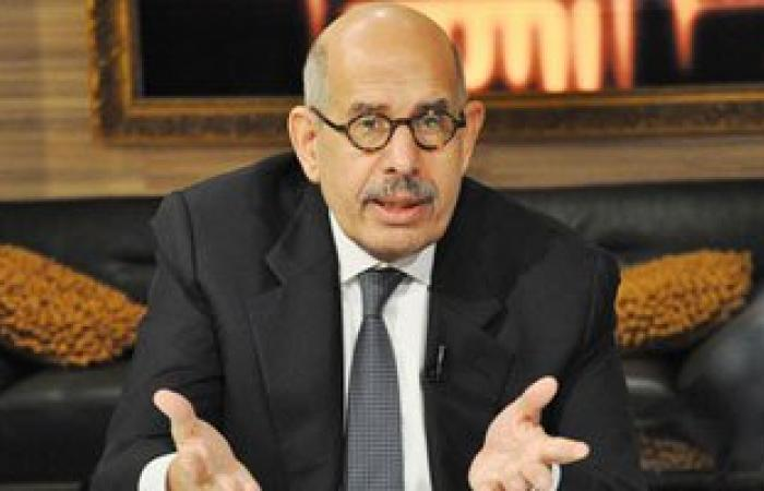 """أحمد موسى يذيع تسجيلا لـ""""البرادعى"""" ويؤكد: مع مدير مكتب الـCIA"""