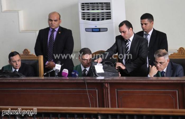 """تأجيل محاكمة متهمى """"أنصار الشريعة """"إلى 10 أغسطس"""